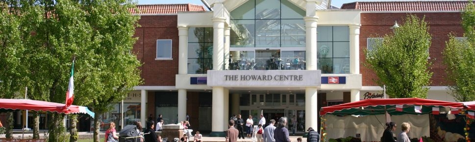 The Howard Centre, Welwyn Garden City