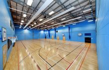 The Hertfordshire & Essex High School Sports Hall